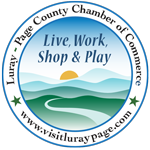 Luray & Page County Chamber of Commerce Logo